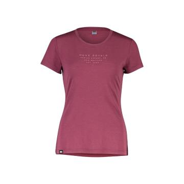 Mons Royale Women's Icon Tee - Wild Ginger