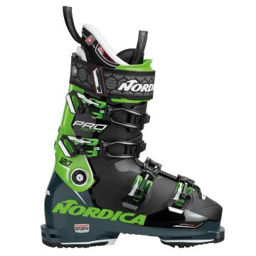 Nordica Men's Promachine 120 GW Ski Boots - Green Black