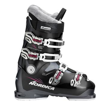 Nordica Women's Sportmachine 65w Ski Boots - Anth/Black/Purple