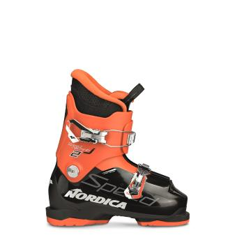 Nordica 2020 Junior Speedmachine 2 - Black Red