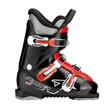 Nordica 2018 Junior Firearrow Team 3 Ski Boots - Black/Red