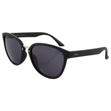 Dot Dash Summerland Sunglasses - Black Satin/Grey