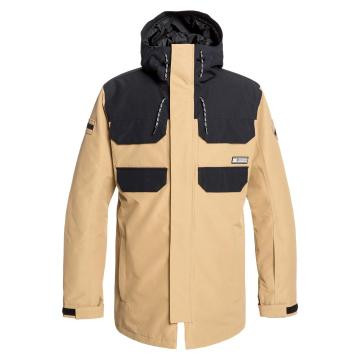 DC 2020 Men's Havent Snow Jacket - Kelp