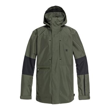 DC   Men's Command Jacket -  Beetle