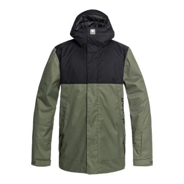 DC   Mens Defy Jacket -  Beetle