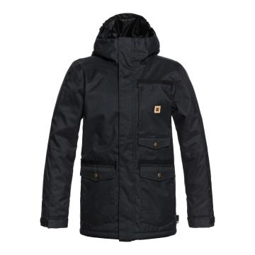 DC   Youth Servo Jacket - Black
