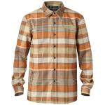 DC Men's Manual Flannel Long Sleeve Button Up Shirt