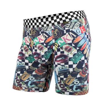 MyPakage 2017 Weekday Prints Boxer Brief - Ransom