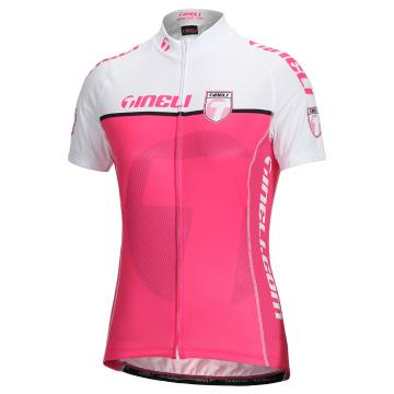 Tineli Women's Team Cycle Jersey - Pink