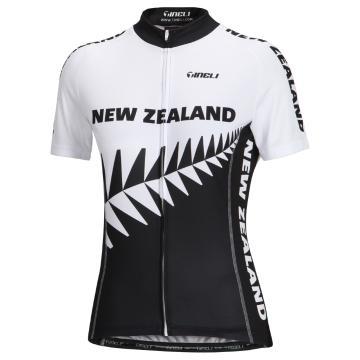 Tineli Women's NZ Logo Cycle Jersey
