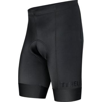 Tineli Men's Black Core Shorts - Black
