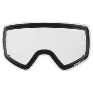 Dragon NFXS RRS Replacement Lens - Clear Dimple AFT - Clear AFT