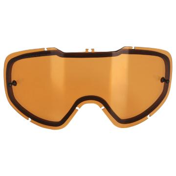 Dragon MDX2 Replacement Dual Lens - Amber AFT