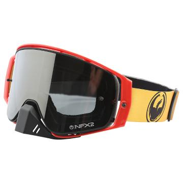 Dragon NFX2 Goggles + Tear Offs and Lens Shield