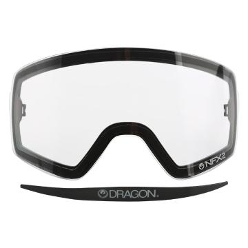 Dragon NFX2 Rapid Roll Lens - Clear AFT