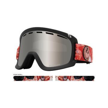 Dragon 2020 D1OTG Snow Goggles - CONFETTI/LLSILVERION+LLROSE