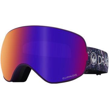 Dragon 2020 X2S Goggles - Lavender/LL Purple Ion+LL Ambe