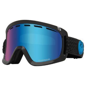 Dragon 2020 D1OTG Asian Fit Goggles - SPLIT/LLBLUEION+LLAMBER