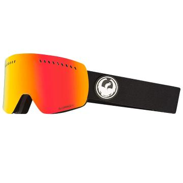 Dragon 2019 NFXs Snow Goggles - Black/LL Red Ionised