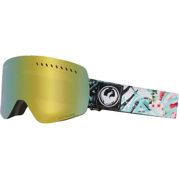 Dragon 2019 NFXs Snow Goggles - Flaunt/LL Gold Ionised