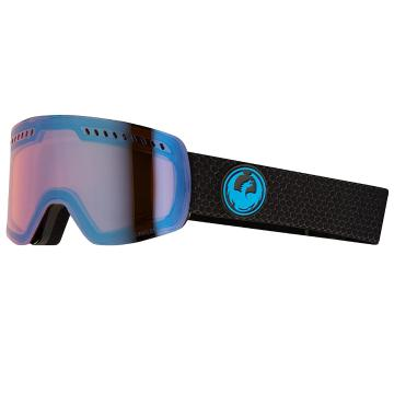 Dragon 2019 NFXs Snow Goggles - Split/LL Blue Ionised