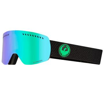Dragon 2019 NFXs Snow Goggles - Split/LL Green Ionised