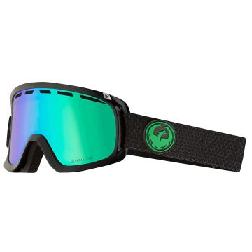 Dragon 2019 D1OTG Snow Goggles - Aloha/LLGreen Ionised