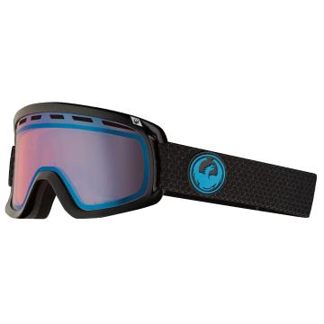 Dragon 2019 D1OTG Snow Goggles - Split/LL Blue Ionised