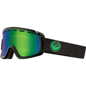 Dragon 2019 D1OTG Snow Goggles - Split/LL Green Ionised