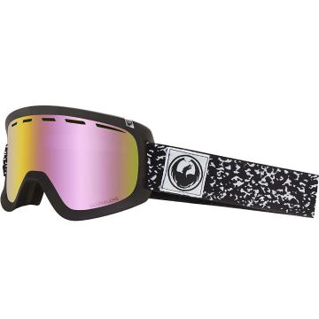 Dragon 2019 D1OTG Snow Goggles - Scribe/LL Pink Ionised