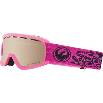Dragon Lild Snow Goggles - Critter/LL Silver Ionised
