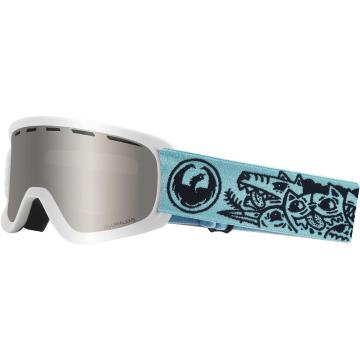 Dragon 2019 Lild Snow Goggles - Danger/LL Silver Ionised