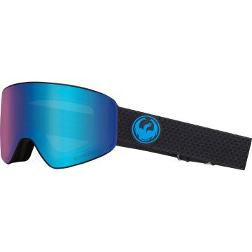 Dragon 2019 PXV Snow Goggles - LL/Blue Ionised