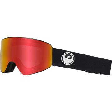 Dragon 2019 PXV Snow Goggles - Black/LL Red