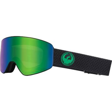 Dragon 2019 PXV Snow Goggles - Split/LL Green Ionised