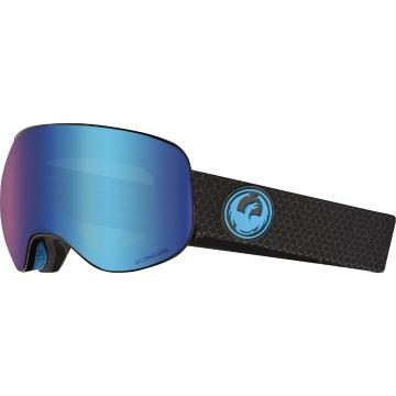 Dragon   X2 Snow Goggle - LL/Blue Ionised