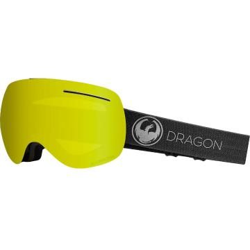 Dragon   X1 Photochromatic Snow Goggle - Photocromic Yellow