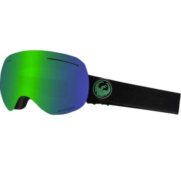 Dragon   X1 Snow Goggle - LL Green Ionised