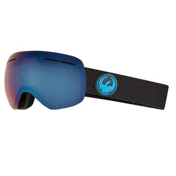 Dragon   X1s Snow Goggle - Split/LL Blue Ionised