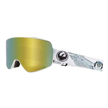 Dragon 2019 NFX2 Snow Goggles - Prey/LL Gold Ionised
