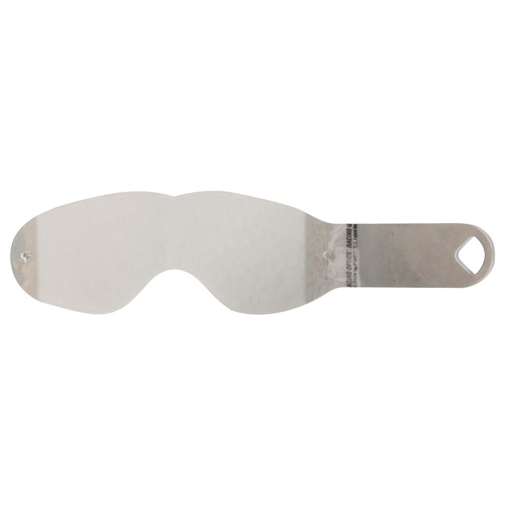 MDX Goggle Tear-Offs 14 pack - Laminated Clear