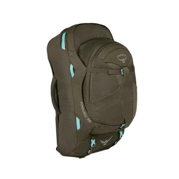 Osprey Fairview 55 42L Backpack with 13L Daypack - Misty Grey