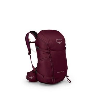Osprey Skimmer 28 Pack - Plum Red