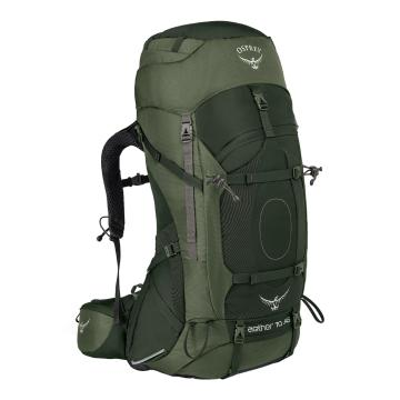 Osprey Aether AG 70 Pack - Adriondack Green