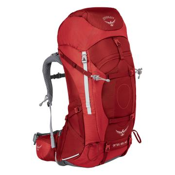 Osprey Women's Ariel 65 Pack - Picante Red