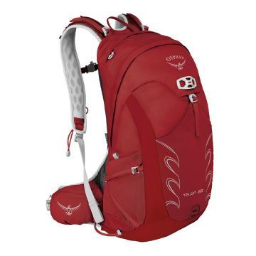 Osprey Talon 22 Pack - Martian Red