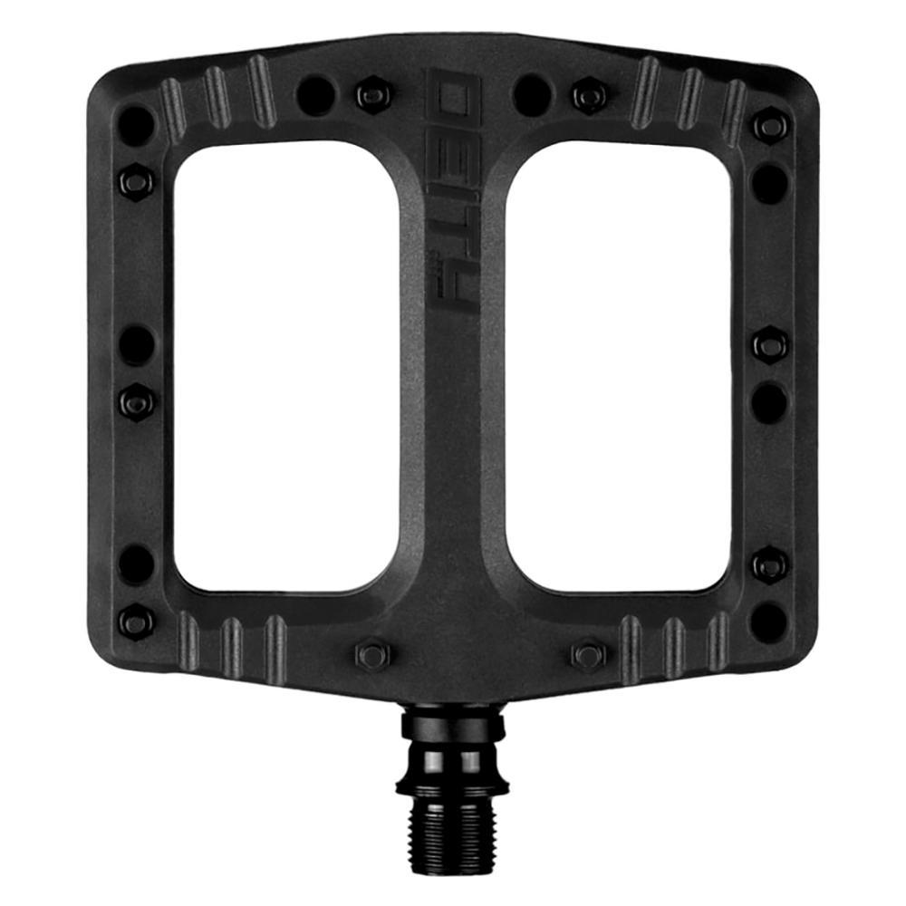 Deftrap Composite MTB Pedals - Black