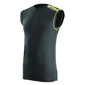 EVS Youth TUG No Sleeve Shirt - Black