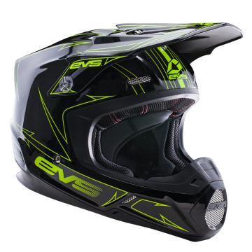 EVS T5 Pinner Helmet - ECE