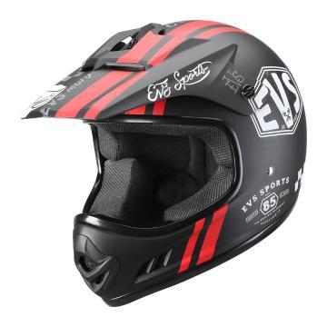 EVS Youth T3 Fury Helmet - ECE
